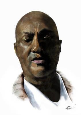 Mister Howard Grant Poster by Reggie Duffie