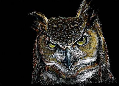 Mister Owl Poster