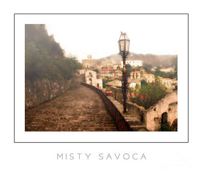 Misty Savoca Poster Poster by Mike Nellums