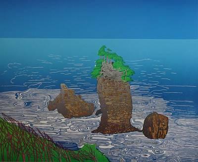 Miyako Bay Poster by Jarle Rosseland