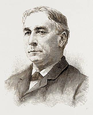 Mk. D. M. Dickenson Mr. Justice Putnam Mr. Chandlerp Poster
