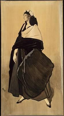 Mme Ida Rubinstein Poster by L�on Bakst
