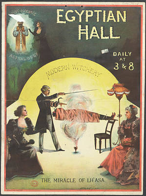 Modern Witchery Poster by British Library