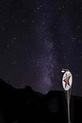 Mojave Milky Way 3 Poster