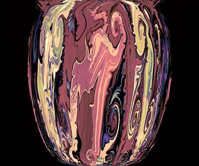 Mom's Venetian Glass Vase 16 Poster