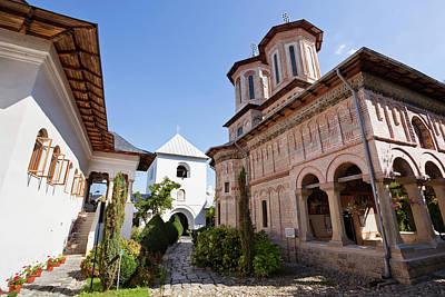 Monastery Manastirea Dintr-un Lemn Poster