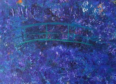 Monet's Place Poster