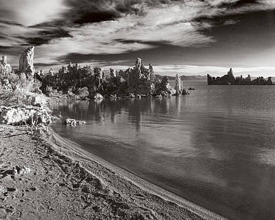 Mono Lake South Towers Poster by Jim Snyder