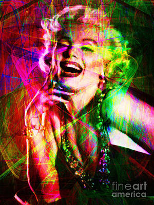 Monroe 20130618so Poster by Wingsdomain Art and Photography