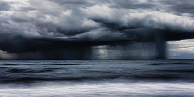 Monsoon Poster by Matt Dobson