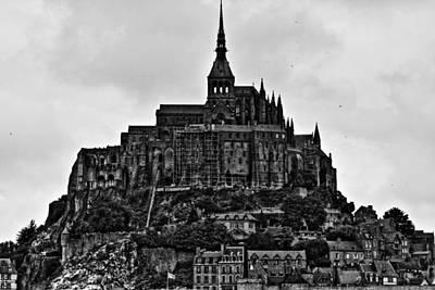 Mont Saint Michel Poster by Aidan Moran