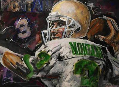 Montana Irish Cool Poster by John Barth