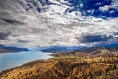 Montana Sky Poster