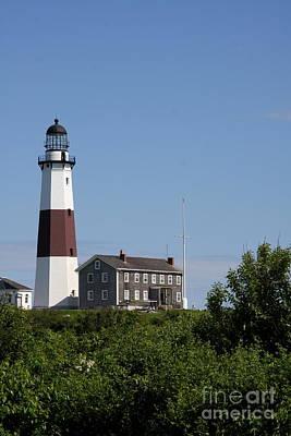 Montauk Point Lighthouse I Poster