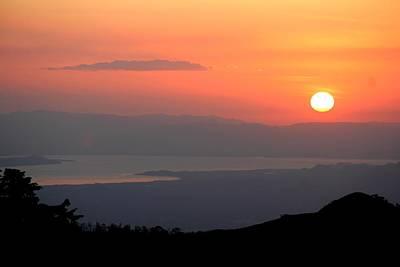 Monte Verde Sunset Poster