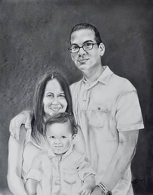 Montes Family Poster