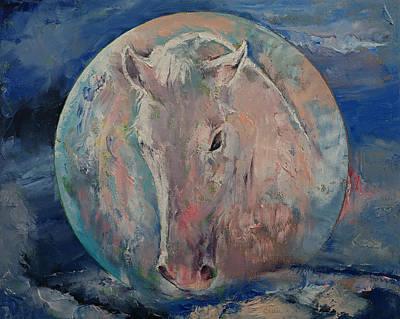 Moon Stallion Poster