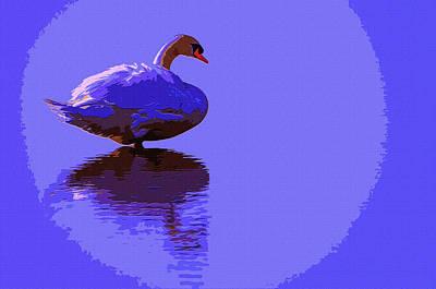 Swan Moon 2 Poster
