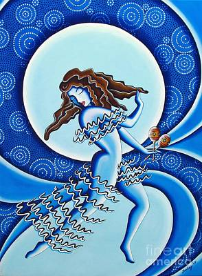 Moonlight Dancer Poster