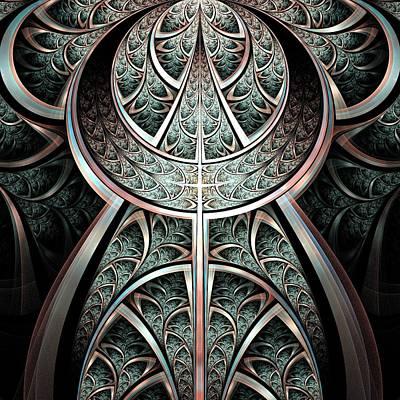 Moonlight Gates Poster by Anastasiya Malakhova