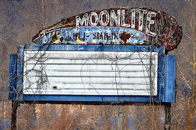 Moonlite Poster by Bill Cannon