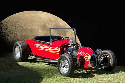 Moonshine Model T Poster by Dave Koontz