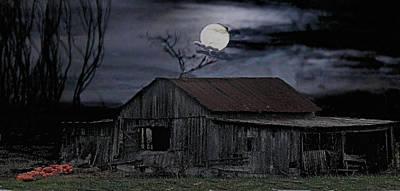 Moonshine Nights Poster