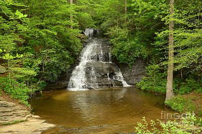Moores Creek Falls Poster