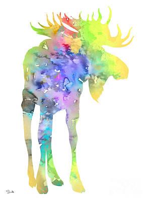 Moose 3 Poster