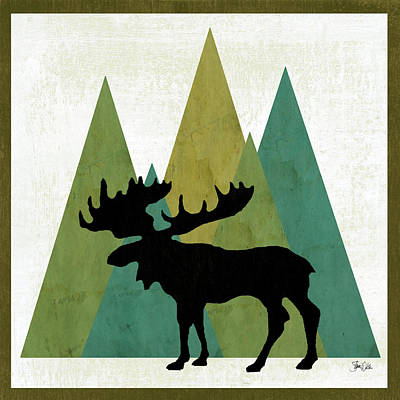 Moose II Poster