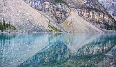 Moraine Lake Panorama A Poster