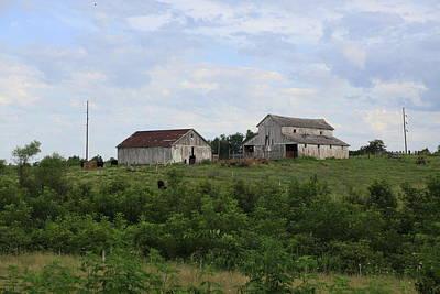 Moravia Barns Poster