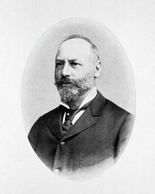 Moritz Kaposi Poster by National Library Of Medicine
