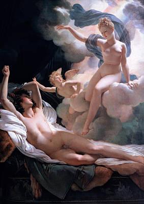 Morpheus And Iris Poster