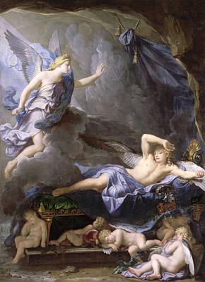 Morpheus Awakening As Iris Draws Near Poster