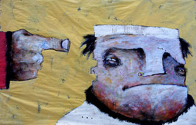 Mortalis No. 15 Poster by Mark M  Mellon