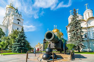 Moscow Kremlin Tour - 23 Of 70 Poster by Alexander Senin