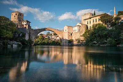 Mostar Bridge Poster