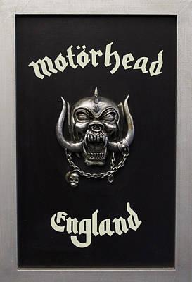 Motorhead England Poster