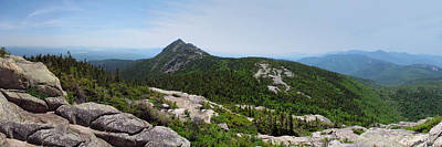 Mount Chocorua From The Sisters Poster