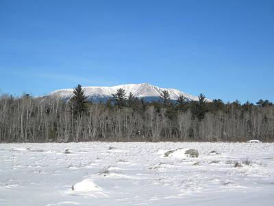 Mount Katadhin Poster