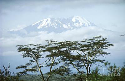 Mount Kilimanjaro, Tanzania Poster by Gregory G. Dimijian, M.D.