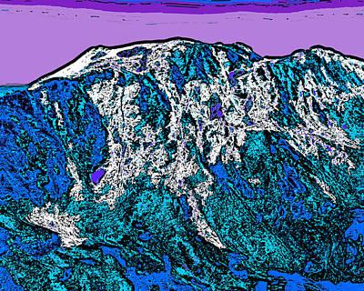 Mount Massive - Colorado Poster