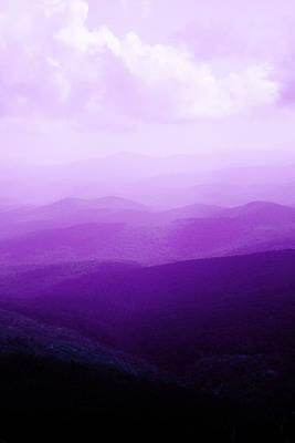 Mountain Dreams Poster by Kim Fearheiley