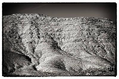Mountain Mounds Poster by John Rizzuto
