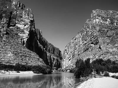 Mountain River Poster by Mountain Dreams