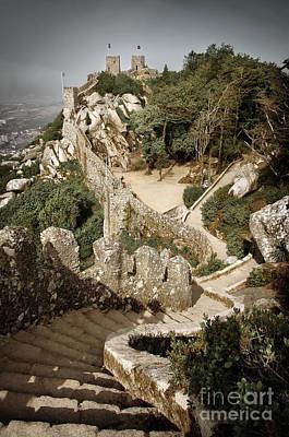 Mourish Castle Poster