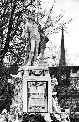 Mozart In Vienna Poster