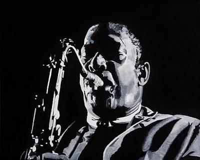 Mr Coltrane Poster