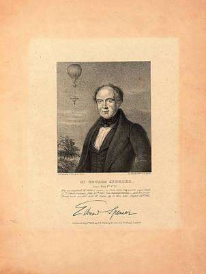 Mr. Edward Spencer, Born May 8th 1799 Who Accompanied Mr Poster